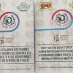 Le ROADDH lance l'étude sur la situation des Femmes défenseurs et autres défenseurs des droits humains en Afrique de l'ouest